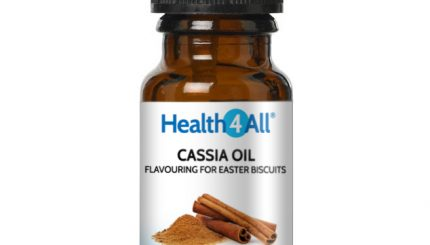 Cassia Oil 10ml, free UK delivery from UK's #1 Health Supplement Online Store Health4All