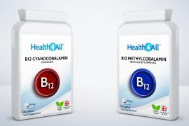 What is the difference between cyanocobalamin and methylcobalamin - absorption, bioavailability, toxicity