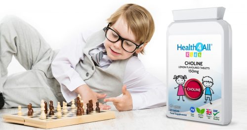 Kids Choline essential brain nutrient for children