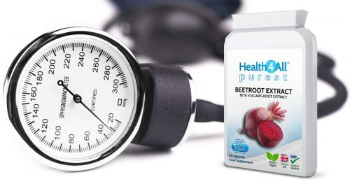 Beetroot Extract 4500mg Capsules
